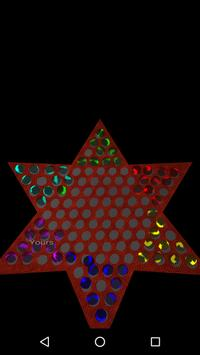 3D Chinese Checkers poster