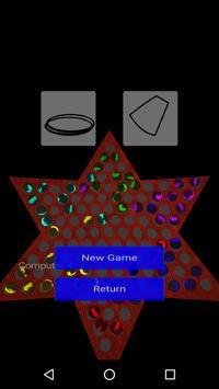 3D Chinese Checkers screenshot 2