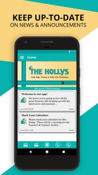 The Hollys poster