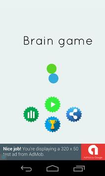 Two Dots & Brain Game apk screenshot
