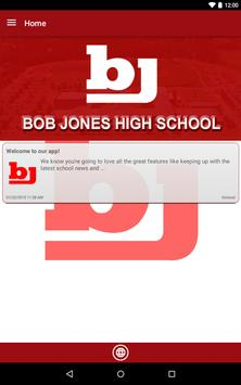 Bob Jones High School apk screenshot