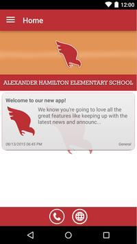Alexander Hamilton ES#145 poster