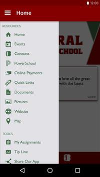 Central MS Mustangs apk screenshot