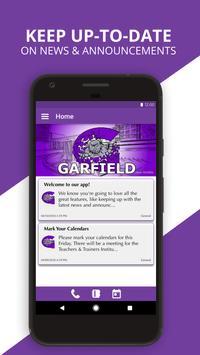Garfield High School Seattle poster