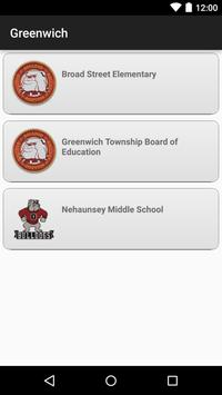 Greenwich Township poster