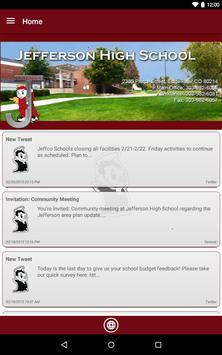 Jefferson High School apk screenshot