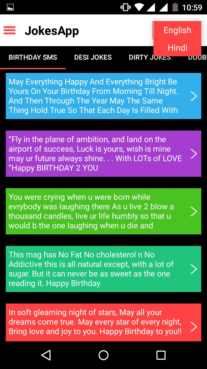 Jokes & Message App for Android - APK Download