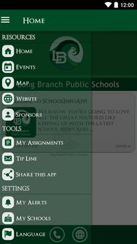Long Branch Public Schools screenshot 1