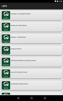 Long Branch Public Schools screenshot 6