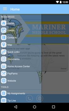 Mariner Middle School screenshot 4