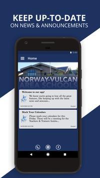 Norway Vulcan poster