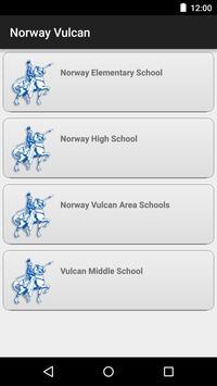 Norway Vulcan Area Schools apk screenshot