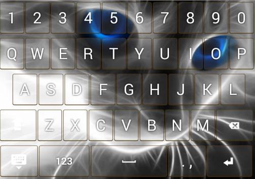 Animal Neon Keyboard apk screenshot