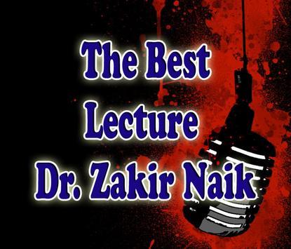 Dr. Zakir Naik Lecture's screenshot 1