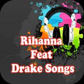 Rihanna Feat Drake Songs icon