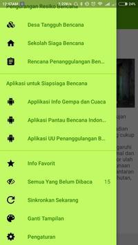 Siap Siaga Bencana Alam apk screenshot