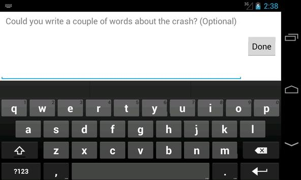 Crash Catcher Demo screenshot 3