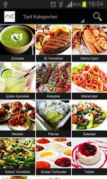 Yemek Tarifleri poster