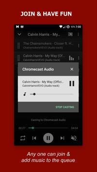 TubeCast. For Chromecast Audio screenshot 5