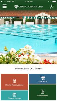 Orinda Country Club poster