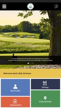 Granite Golf Club poster
