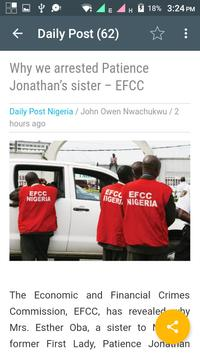 Naija Breaking News screenshot 6