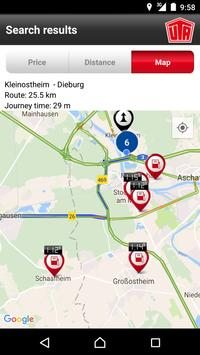 UTA Stationsfinder apk screenshot