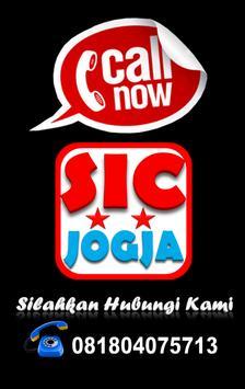 SIC JOGJA poster