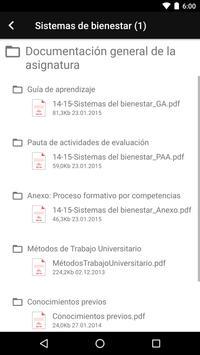 Academic Mobile ELISAVA screenshot 3