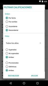 Academic Mobile ELISAVA screenshot 5