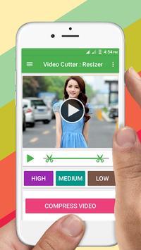 Video Cutter : Video Resizer apk screenshot