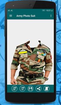 Commando Photo Suit screenshot 5