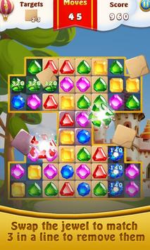 Jewels City screenshot 1