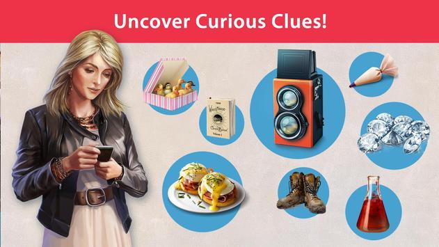 Mercer Mysteries:Hidden Object apk screenshot