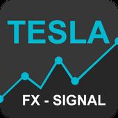 TeslaFx أيقونة