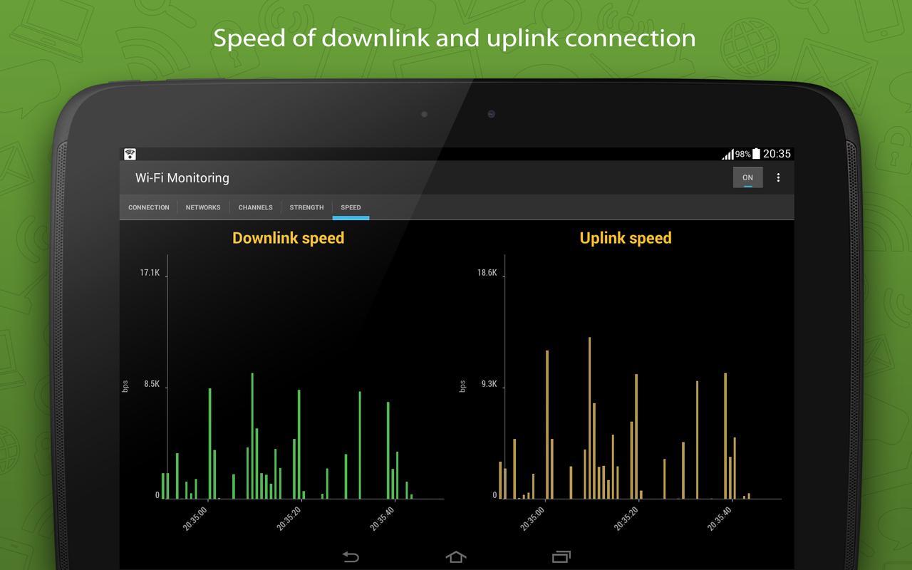 WiFi Monitor - analyzer of Wi-Fi networks APK Download ...