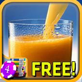 3D Orange Juice Slots - Free icon