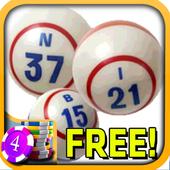 3D Bingo Slots - Free icon
