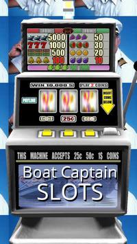 3D Boat Captain Slots - Free poster