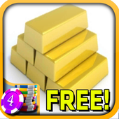 3D Gold Slots - Free icon