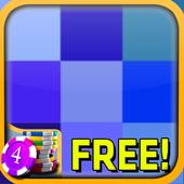 3D Little Blue Monster Slots - icon