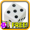 3D Loaded Dice Slots - Free icon