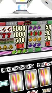 3D Loaded Dice Slots - Free screenshot 1