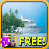 3D Tropical Cruise Slots icon