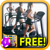3D Workout Slots - Free icon