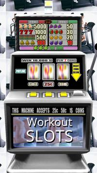 3D Workout Slots - Free poster