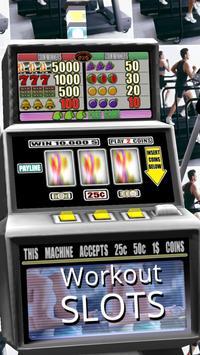 3D Workout Slots - Free apk screenshot