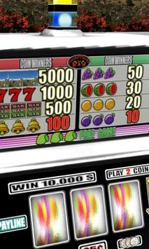3D Hollywood Blackjack Slots 截圖 1