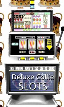 3D Deluxe Collie Slots poster