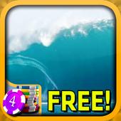 3D Tidal Wave Slots icon